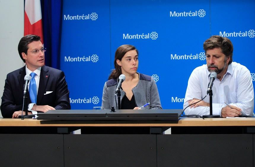 Élections fédérales: Projet Montréal demande la création de trois fonds
