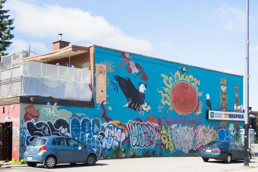 Une cinquième murale pour MU dans le Sud-Ouest