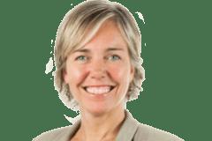 La candidate du Nouveau Parti démocratique, Allison Turner