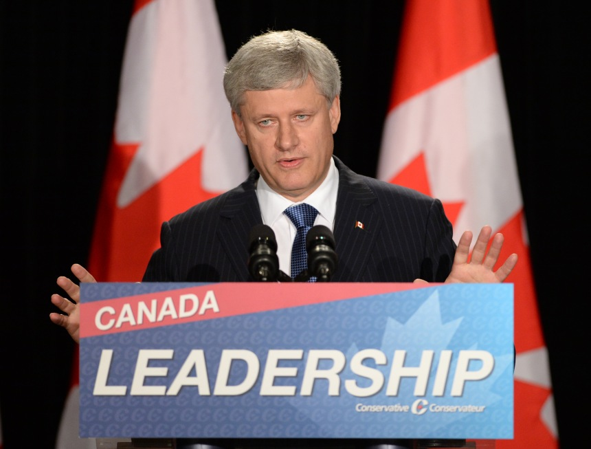 """Harper veut criminaliser le """"tourisme"""" dans les zones contrôlées par l'ÉI"""