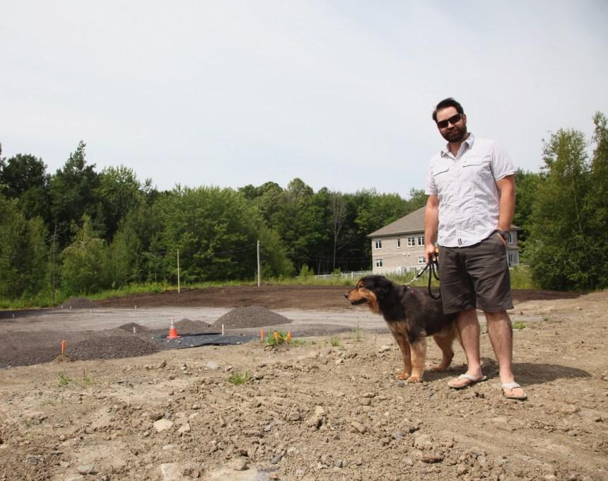 L'Île-Bizard: près de 100 000$ de moins pour l'aménagement d'un parc canin