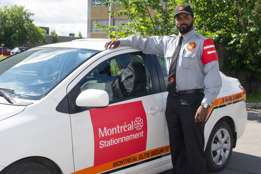 De nouveaux agents de stationnement à Verdun