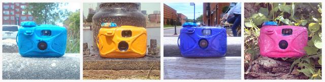 Projet Optiques : suivre le parcours d'appareils photos jetables sur les réseaux sociaux