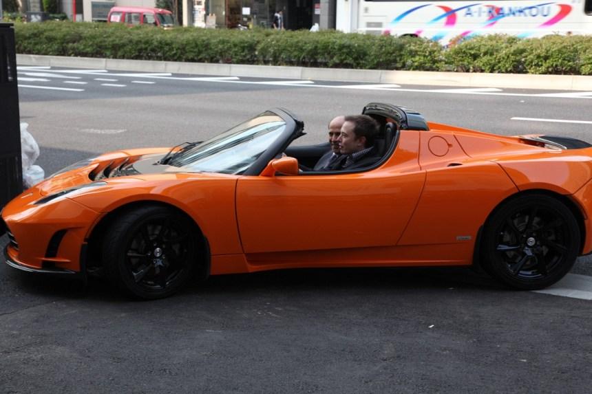 USA: les voitures électriques Tesla courtisent les pirates informatiques