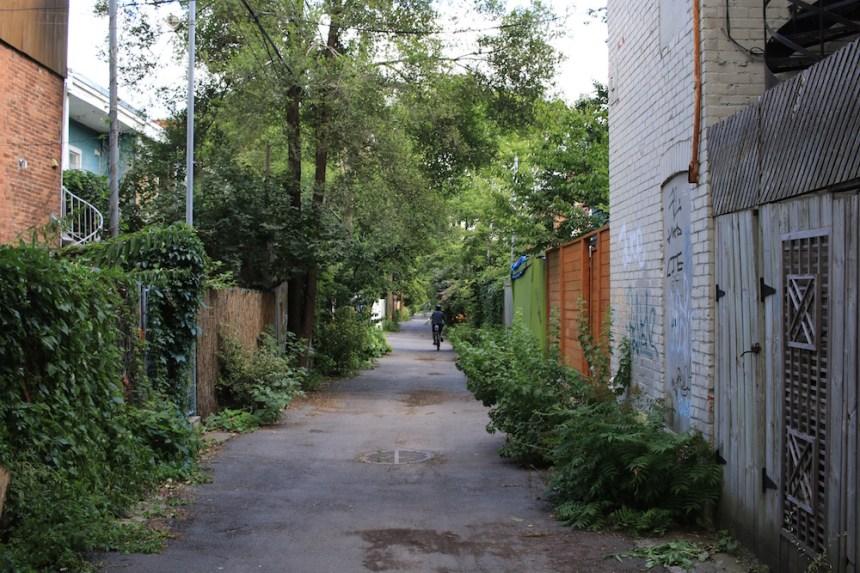 Projet Montréal demande des ruelles plus sécuritaires