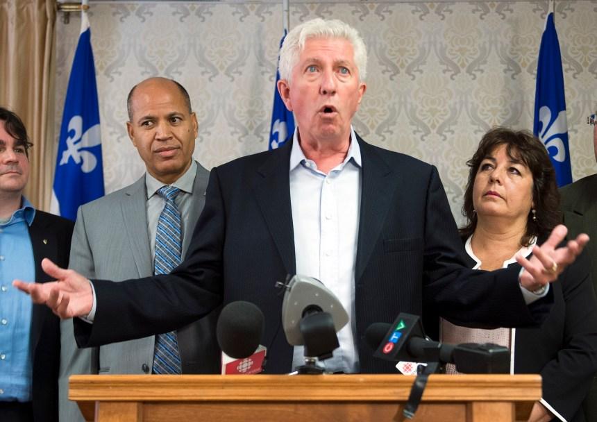 Pipeline: Duceppe dénonce les positions de Mulcair