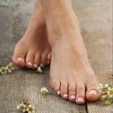 Ongles pieds d'athlète