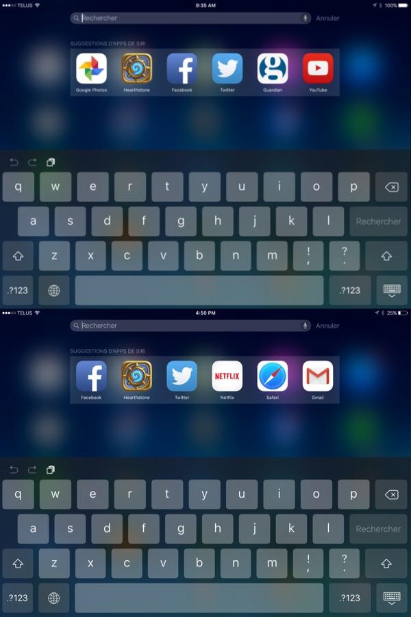 siri apps