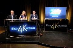 Vidéotron offrira des parties de hockey en Ultra-HD (4K)