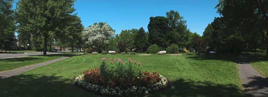 Ville de Mont-Royal: nouveaux sentiers pour le parc Dakin