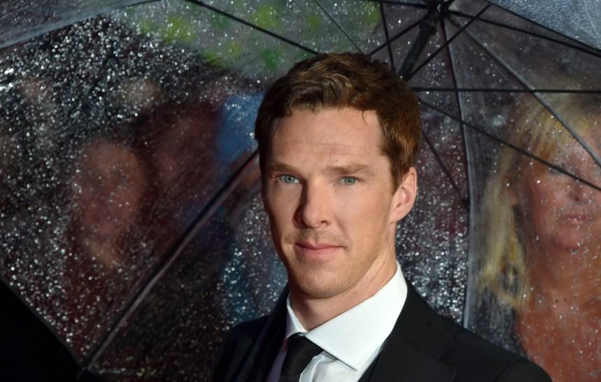 Benedict Cumberbatch en Thomas Edison dans «The Current War»