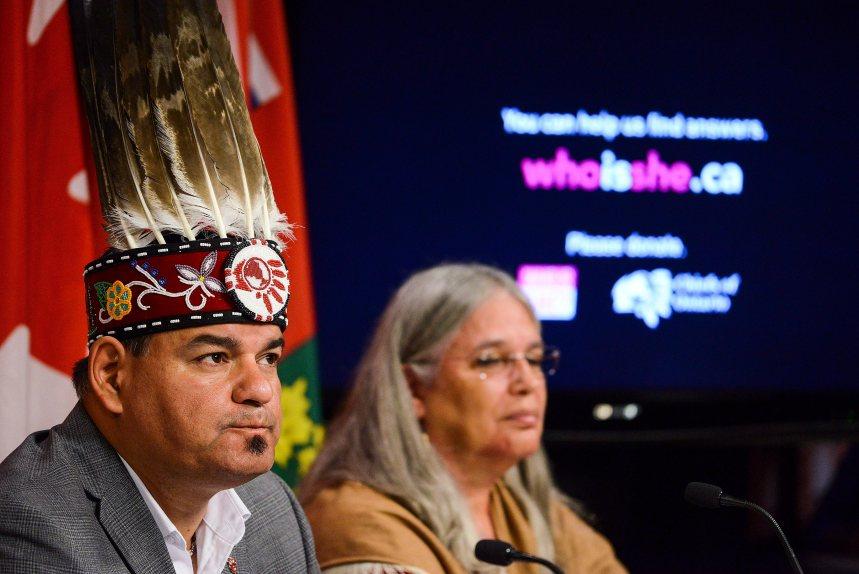 Femmes autochtones tuées: enquête sociofinancée