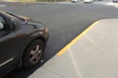 Fin du stationnement à cinq mètres d'une intersection dans Rosemont