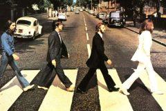 L'album des Beatles «Abbey Road» à nouveau en tête du palmarès