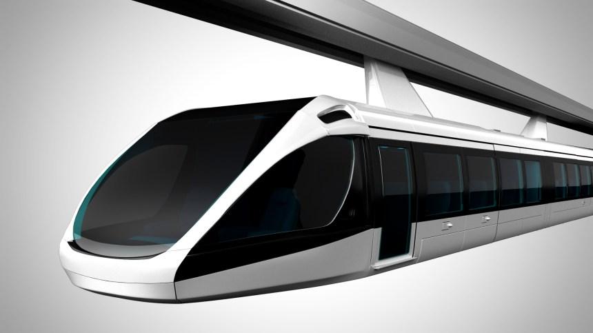 Monorail Montréal-Québec: une coopérative prête à lancer le projet