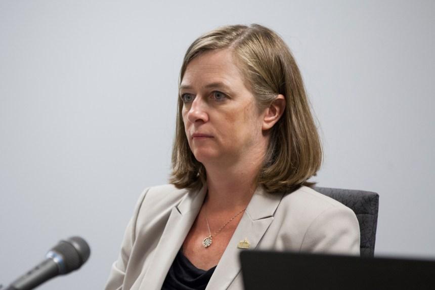 Érika Duchesne se joint à Coderre