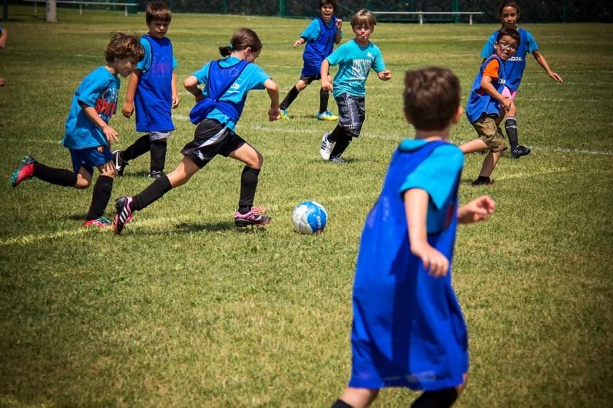 Vers une pénurie de terrains de soccer