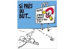 Des caricatures de Charlie Hebdo montrant Aylan Kurdi suscitent de vives réactions