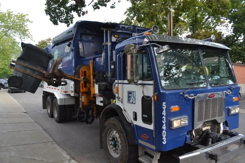 18% de réduction de déchets à Saint-Laurent