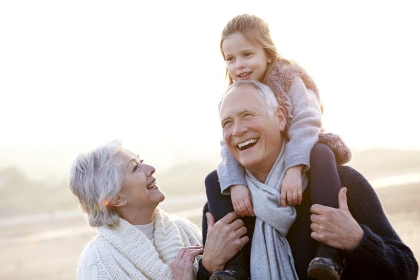 Mode d'emploi pour grands-parents