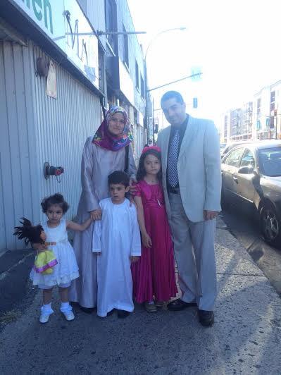 L'Aïd El Kebir fêtée à Saint-Laurent