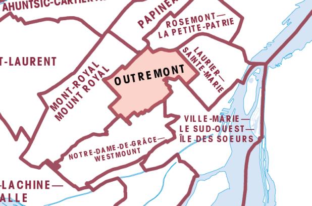 Élections 2015: les enjeux locaux selon les candidats d'Outremont