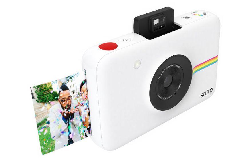 Une nouvelle version du Polaroid sans encre