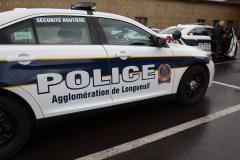Un homme agressé au couteau à Longueuil