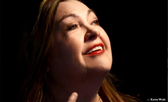 Théâtre Outremont: Sandra Le Couteur chante l'Acadie
