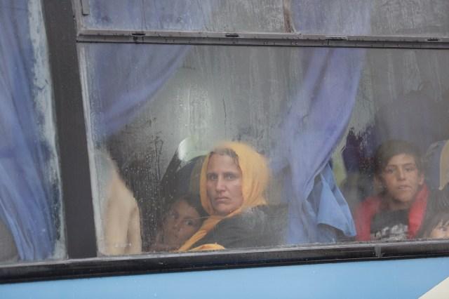 Sept 10 Border into FYROM (Macedonia) ARIE KIEVITCORDAID