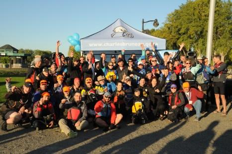 Participants au Circuit bleu