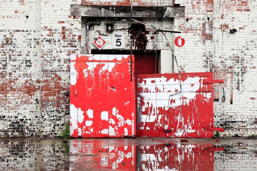 Traces: une exposition de photos sur le Bâtiment 7