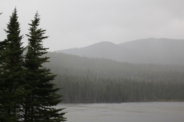gaspésie_lac de la Branche-Nord