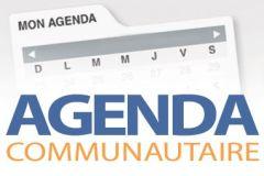 Agenda communautaire du 6 juillet