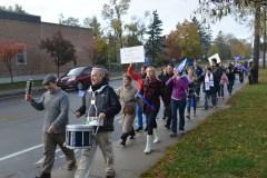 La commission scolaire Lester B. Pearson en grève