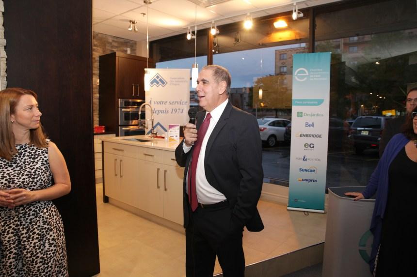 Cocktail d'Anjou de la CCEM: le maire Miranda dévoile ses projets