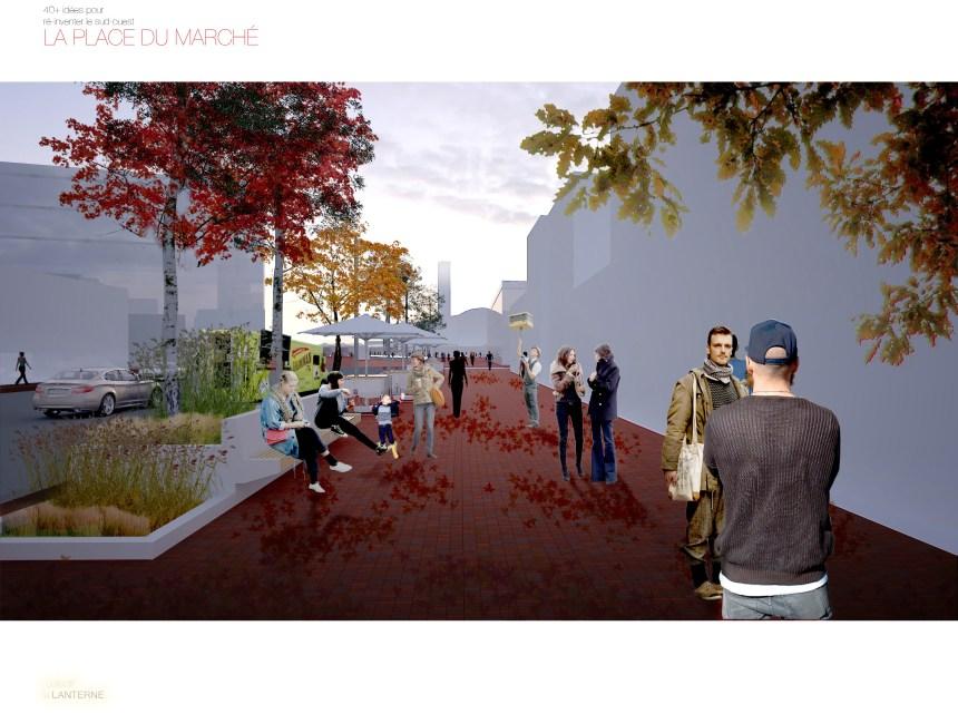 Une nouvelle promenade urbaine proposée pour Atwater