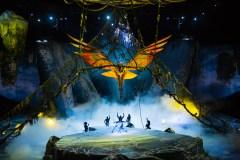 Toruk: le Cirque du Soleil débarque sur Pandora
