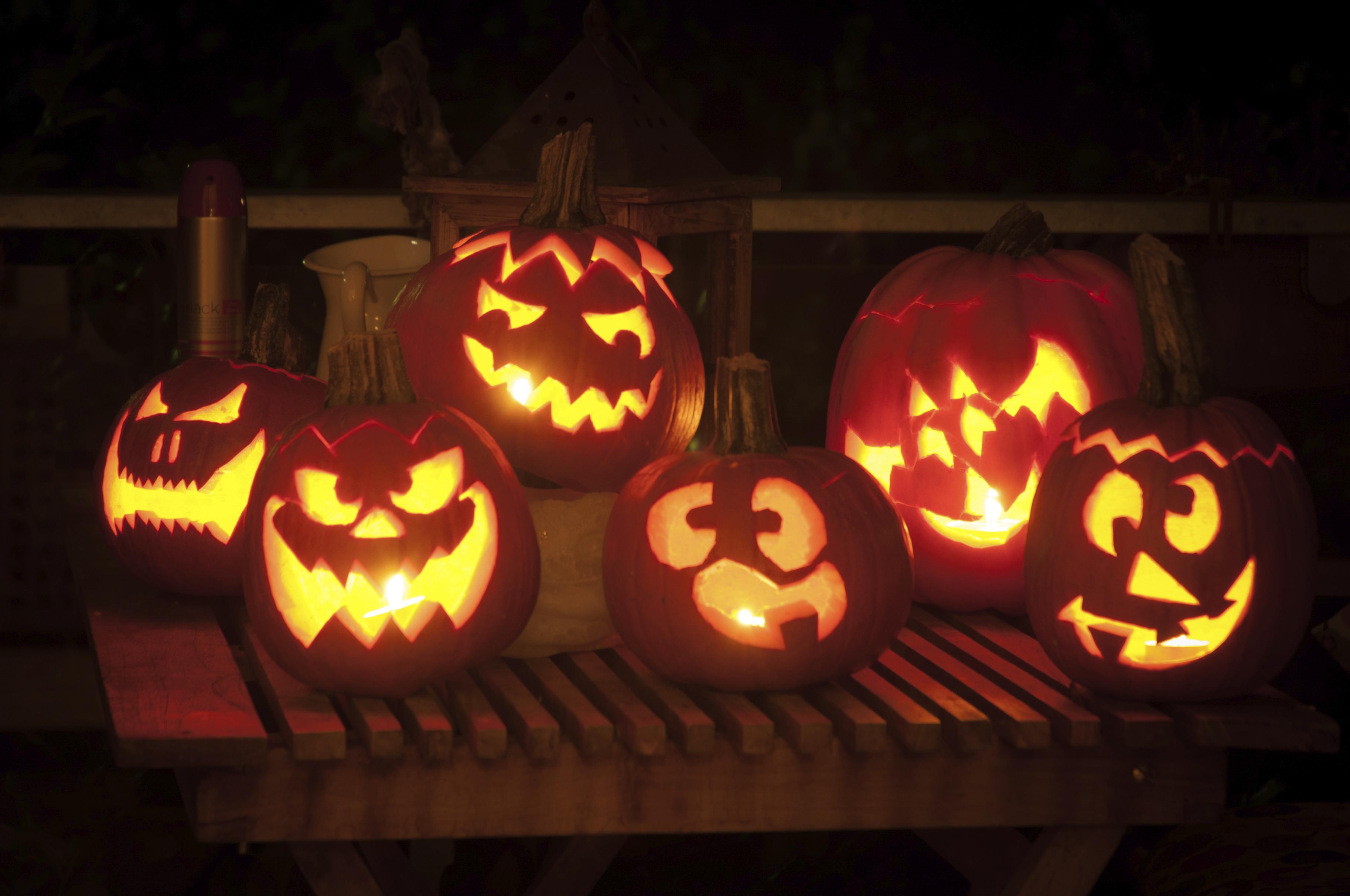 Comment Faire Une Citrouille Pour Halloween.S O S Citrouilles Comment Récupérer Votre Citrouille D Halloween