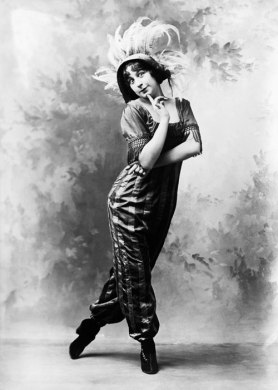 The fabulous and fascinating Fanny Brice