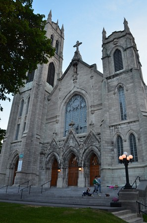 Le patrimoine religieux d'Outremont sain et sauf, pour le moment