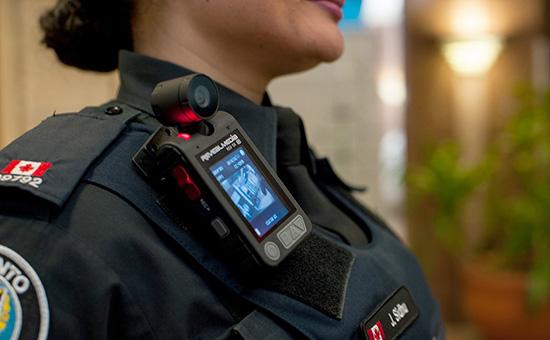 50 policiers du SPVM porteront une caméra corporelle dès janvier