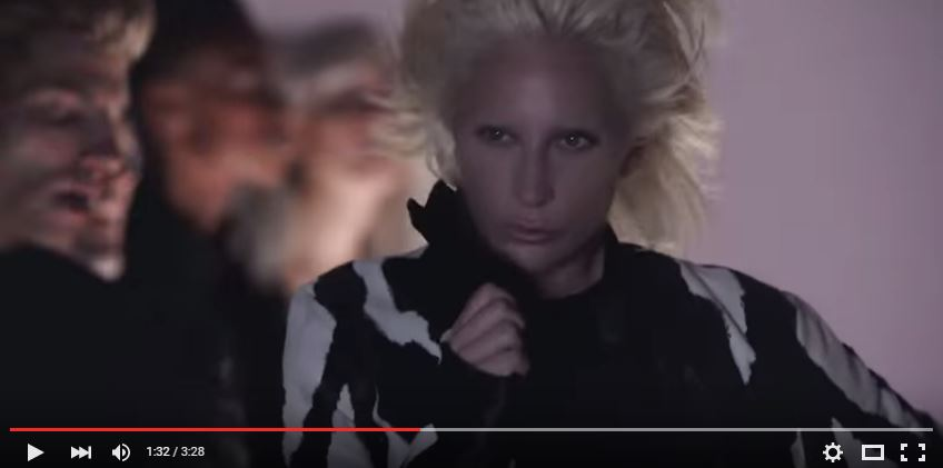 Lady Gaga dévoile «I Want Your Love», son titre pour Tom Ford