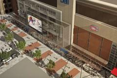 100 M$ d'investissements au Centre Bell et une avenue piétonne