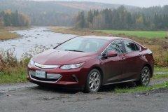 Chevrolet Volt 2016 : réflexions technos