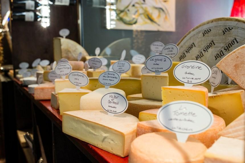 L'Europea mise sur le fromage du Québec