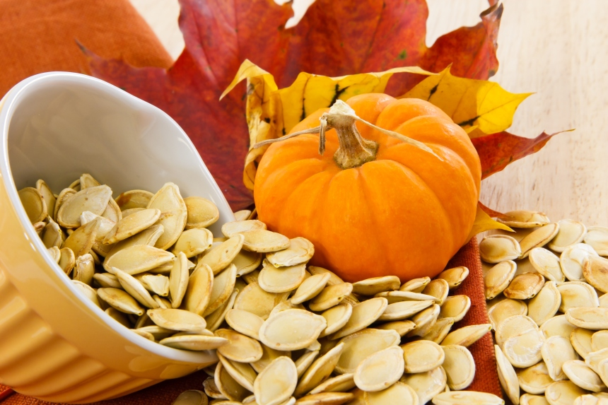 6 façons de récupérer vos graines de courges