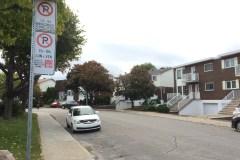 Anjou crée deux premières zones de stationnement réservé