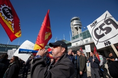 Manifestation de douaniers: «On laisse passer des bandits»