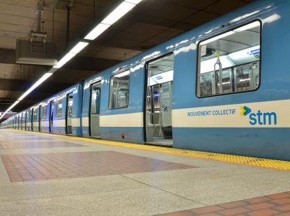 Électrification des transports: le prolongement de la ligne bleue toujours à l'étude